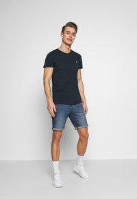 Pier One - T-shirt basique - dark blue - 1