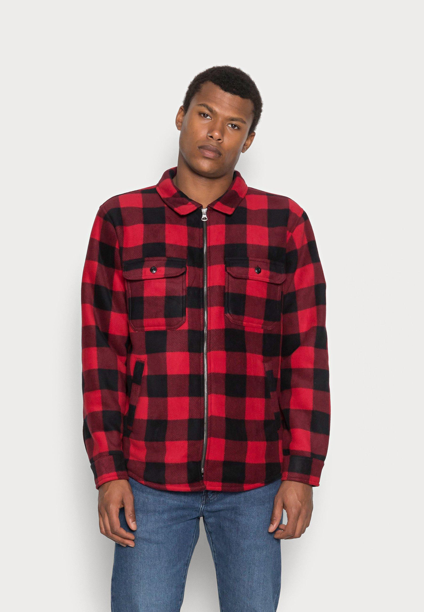 Men Shirt - american red tolala