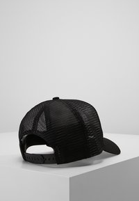 New Era - CLEAN TRUCKER - Czapka z daszkiem - black - 2