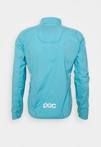 POC - PURE LITE SPLASH JACKET - Training jacket - light basalt blue - 1