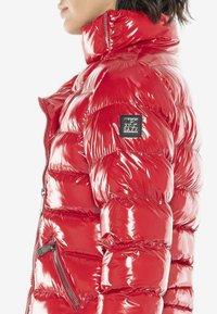 Cipo & Baxx - Winter jacket - red - 3