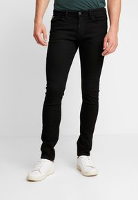 TOM TAILOR DENIM - CULVER PRICE STARTER - Jeans Skinny Fit - black denim - 0