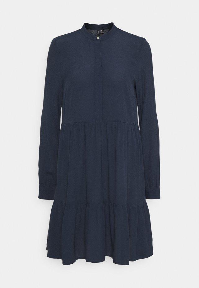 VMFLY SHORT DRESS  - Day dress - navy blazer