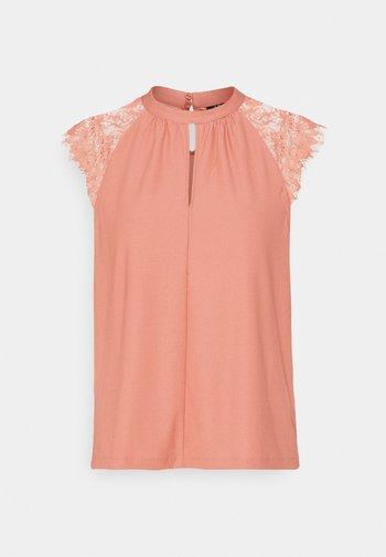 VMMILLA TEE - Print T-shirt - old rose
