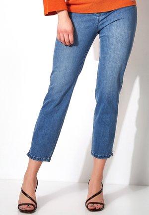 Slim fit jeans - bleachedblueused