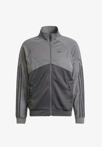 adidas Originals - Zip-up sweatshirt - grey - 5
