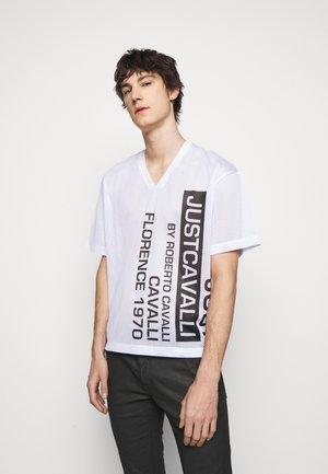 T-shirt z nadrukiem - white variant