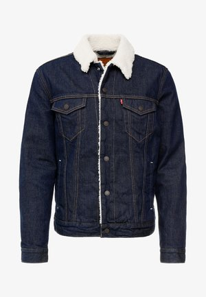 TYPE 3 SHERPA TRUCKER - Denim jacket - rockridge
