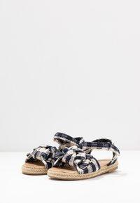 Cotton On - BOW  - Sandalen - navy blazer - 3