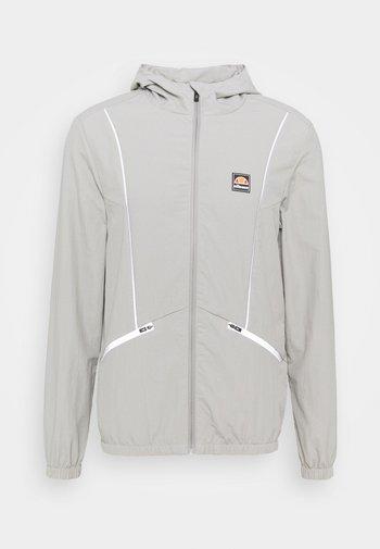 MONORI JACKET - Träningsjacka - light grey