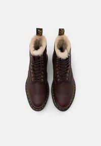 Dr. Martens - 1460 PASCAL UNISEX - Lace-up ankle boots - cask ambassador - 3
