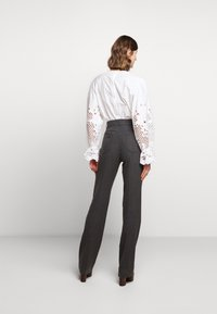 See by Chloé - Kalhoty - charcoal black - 2