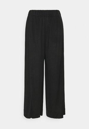 STONE GRABBER PANTS - Kalhoty - black
