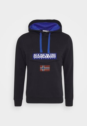 BURGEE WIN - Luvtröja - blu marine