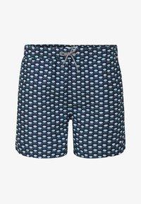 Threadbare - KILDARE - Swimming shorts - navy - 4