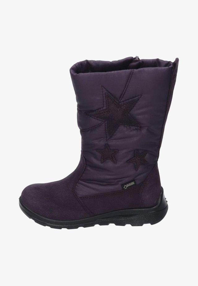 MÄDCHEN  - Winter boots - purple
