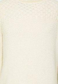 Wool & Co - ROLLI - Jumper - white - 2