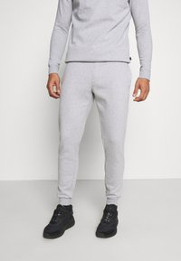 Burton Menswear London - REGULAR FIT 1/2 ZIP SET - Sweatshirt - grey melange - 5