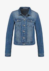 ONLY - ONLNEW WESTA - Kurtka jeansowa - medium blue denim - 6