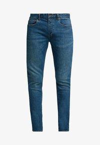 Topman - MID WASH  - Jeans Skinny Fit - mid wash - 4