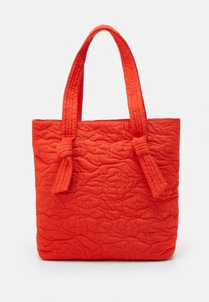 DALCA POSY - Tote bag - orange red