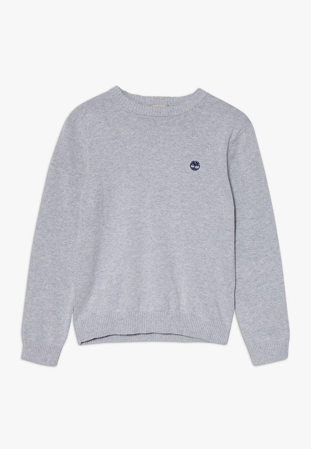 Jersey de punto - chine grey