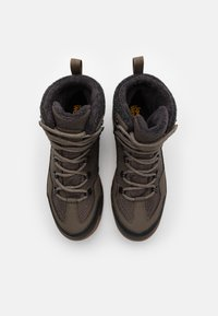 Jack Wolfskin - ASPEN TEXAPORE MID  - Winter boots - coconut brown/black - 3