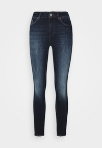 ONLY - ONLBLUSH LIFE  - Jeans Skinny Fit - dark blue denim - 3