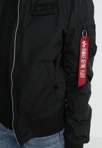 Alpha Industries - Light jacket - black - 4