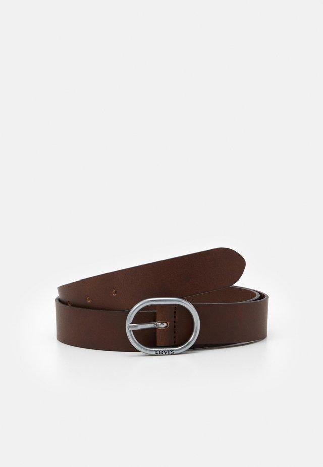 HERMOSILLA - Pásek - brown