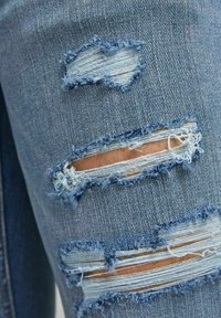 Jack & Jones - LIAM ORIGINAL  - Jeans Skinny Fit - blue denim - 3