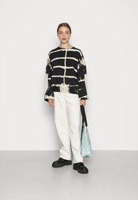 Weekday - PAMELA OVERSIZED - Sweater - tie dye - 1