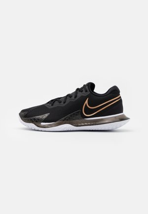 AIR ZOOM VAPOR CAGE 4 - Multicourt tennis shoes - black/metallic red bronze/white