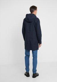 Club Monaco - COAT - Short coat - navy - 2