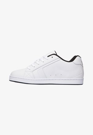 Sneakers basse - white/black print