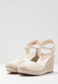 New Look - TUSCANY - High heeled sandals - offwhite - 4