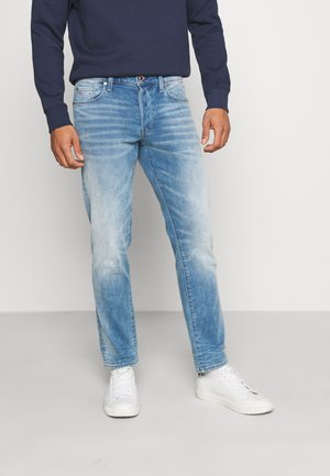 3301 STRAIGHT TAPERED - Straight leg jeans - vintage beryl blue