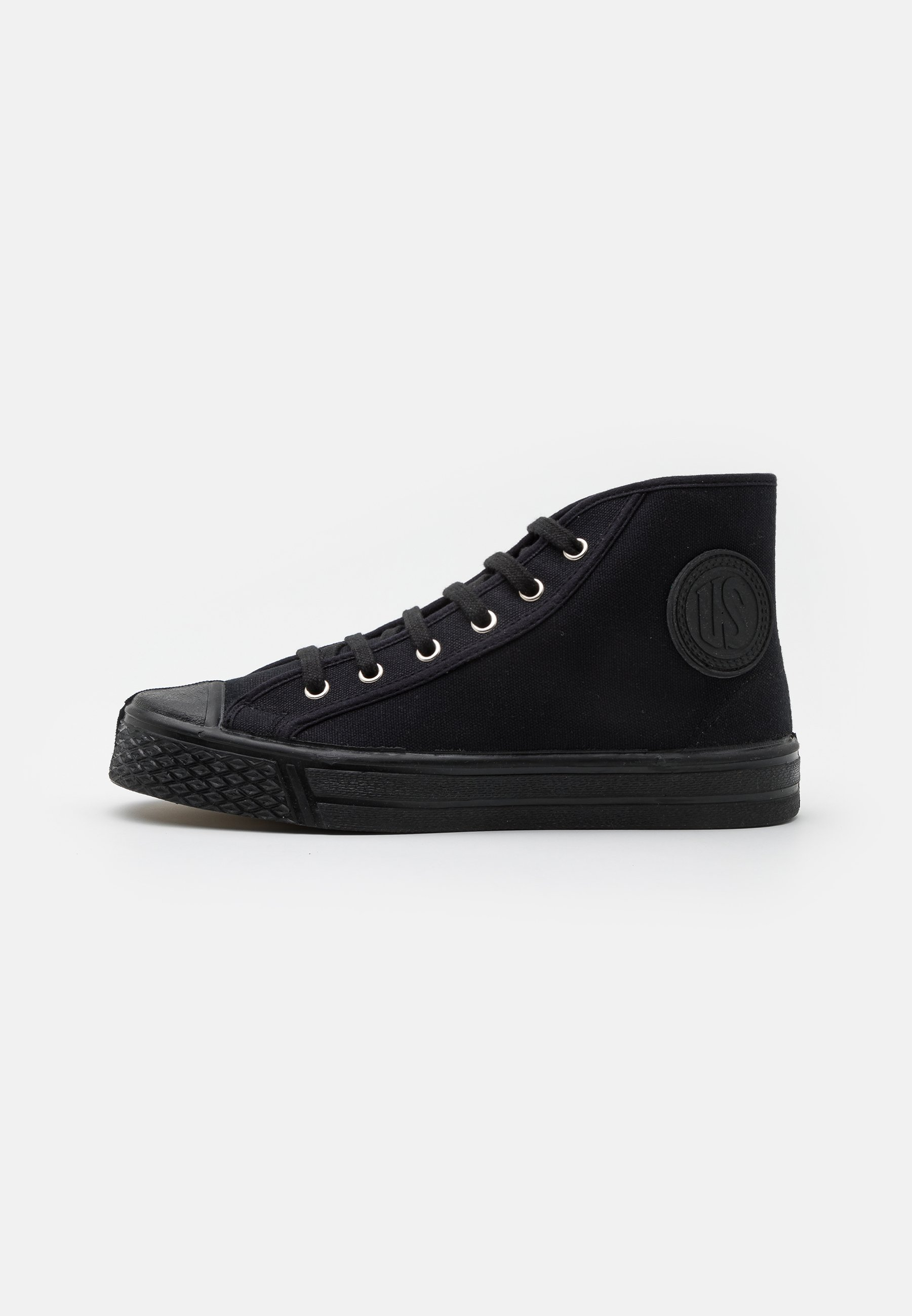 Women MILITARY HIGH TOP - High-top trainers