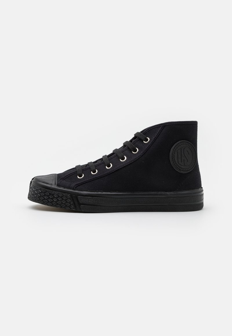 US Rubber Company - MILITARY HIGH TOP - High-top trainers - black