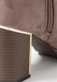 Anna Field - High heeled boots - sand - 2