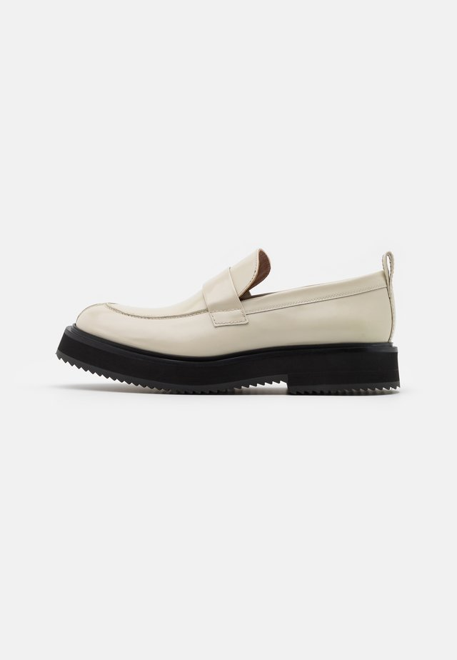 Loafers - offwhite