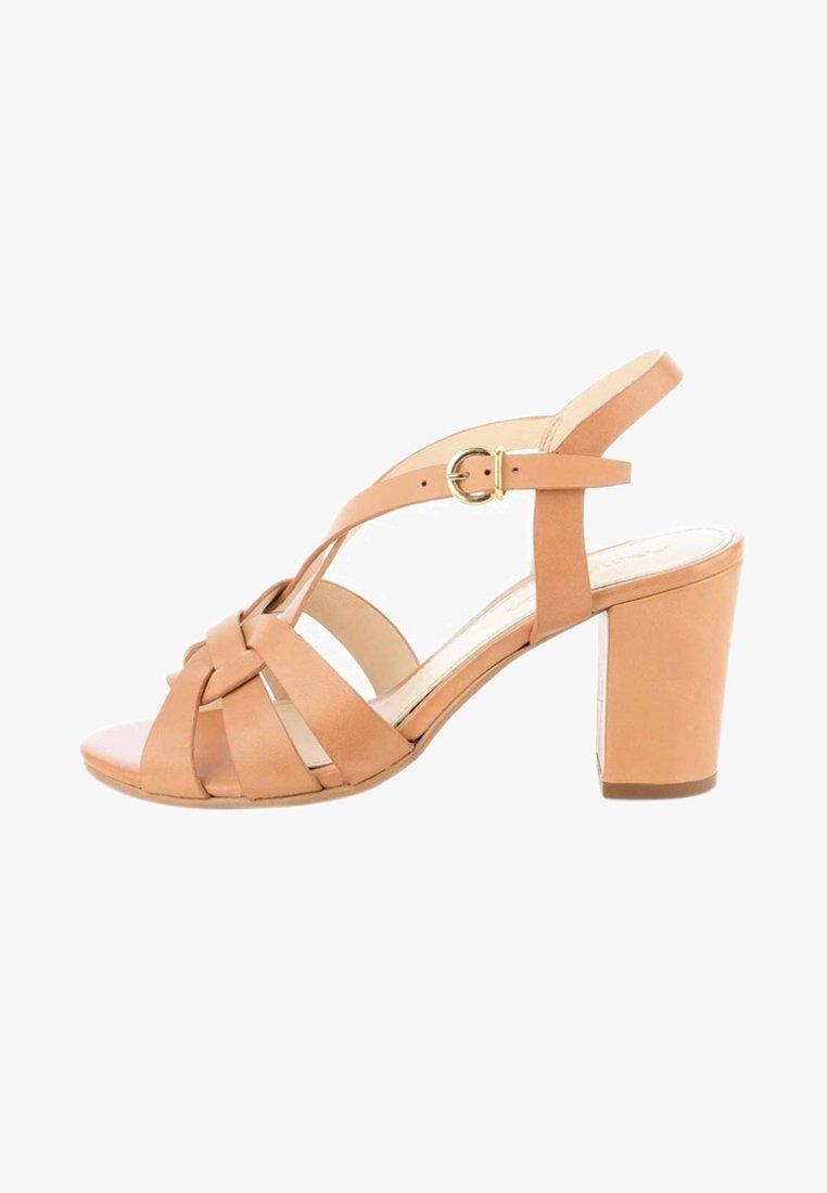 PRIMA MODA - MESYNA - Sandals - brown