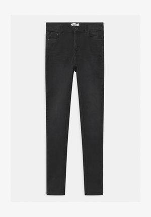 NKFPOLLY  - Jeans Skinny Fit - black denim