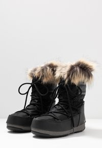 Moon Boot - MONACO LOW WP - Vinterstøvler - black - 4