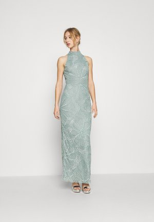 NAEVA MAXI - Occasion wear - grey as nalani
