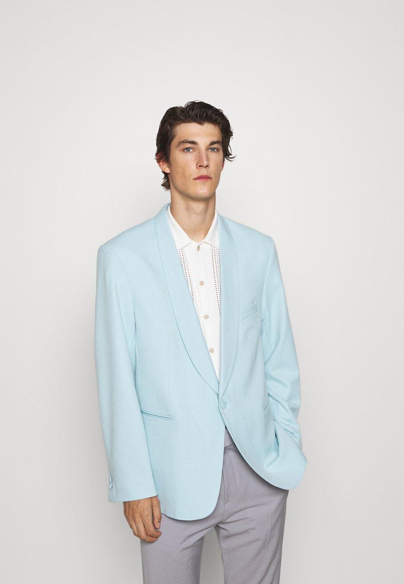 Martin Asbjørn - CALEB TUXEDO - Blazer jacket - sky blue