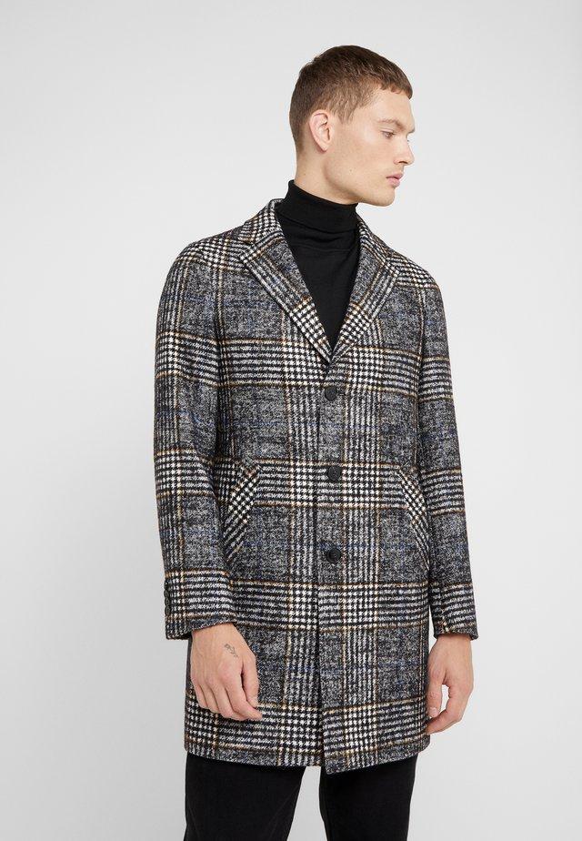 RETRO COAT - Zimní kabát - grey