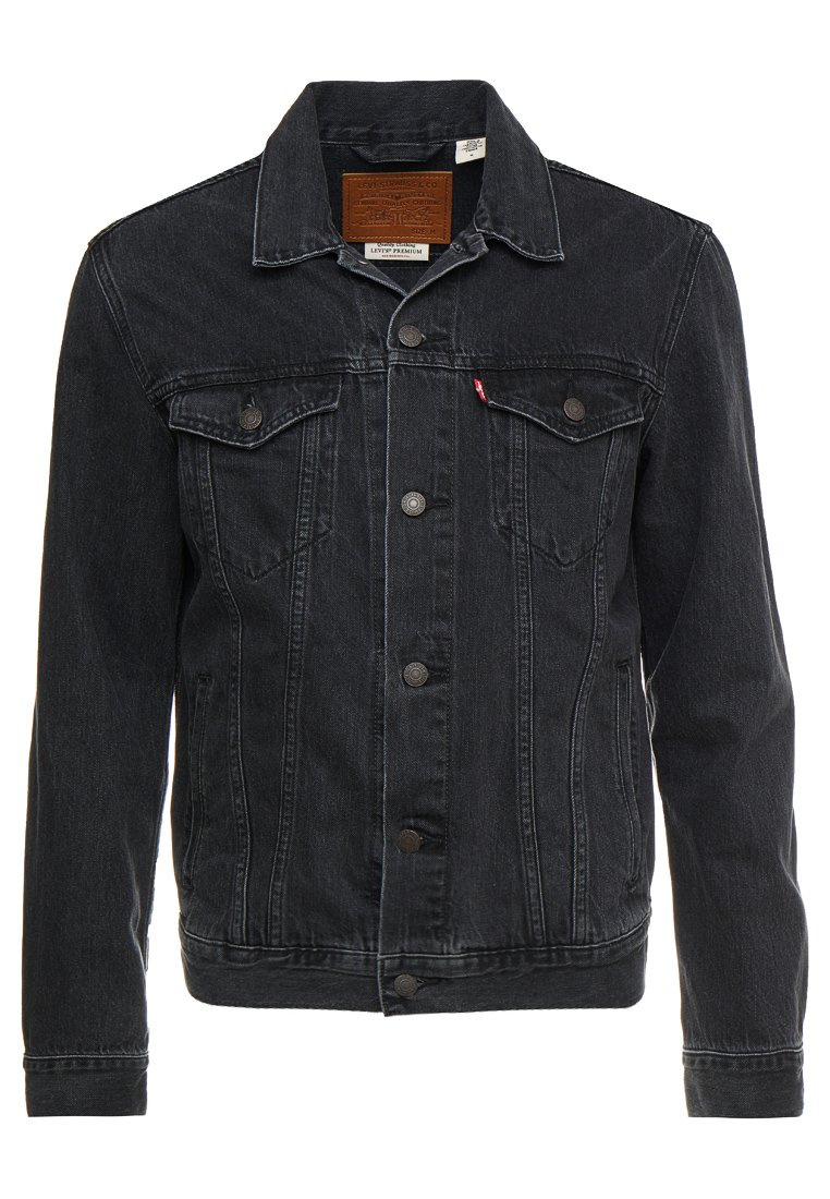 Levi's® The Trucker Jacket - Jeansjacke Liquorice