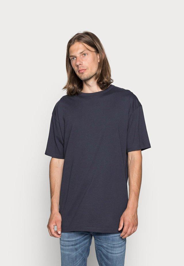 T-shirt basic - midnightnavy