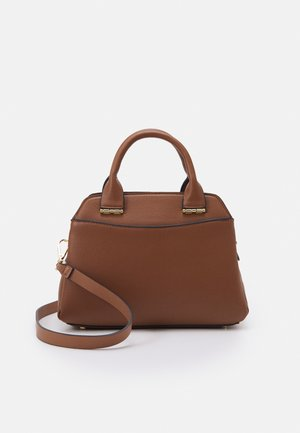 SHOPPER BAG PEACH - Tote bag - camel